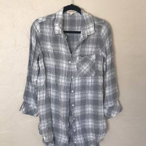 Cloth and stone grey flannel sz small